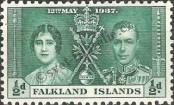 Stamp Falkland Islands Catalog number: 75