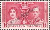 Stamp Falkland Islands Catalog number: 76