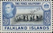 Stamp Falkland Islands Catalog number: 83