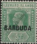 Stamp Barbuda Catalog number: 1