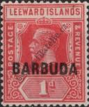 Stamp Barbuda Catalog number: 2