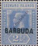 Stamp Barbuda Catalog number: 4