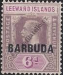 Stamp Barbuda Catalog number: 6