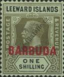 Stamp Barbuda Catalog number: 7