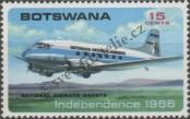 Stamp Botswana Catalog number: 3