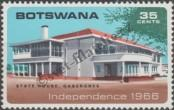 Stamp Botswana Catalog number: 4