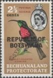 Stamp Botswana Catalog number: 7