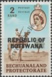 Stamp Botswana Catalog number: 18