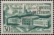 Stamp France Catalog number: 942