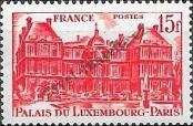 Stamp France Catalog number: 822