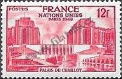 Stamp France Catalog number: 828