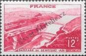 Stamp France Catalog number: 830