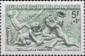 Stamp France Catalog number: 877