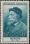 Stamp France Catalog number: 1058