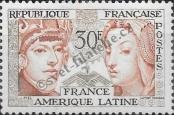 Stamp France Catalog number: 1088