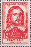 Stamp France Catalog number: 1096