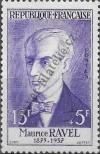 Stamp France Catalog number: 1099