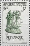 Stamp France Catalog number: 1110