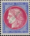 Stamp France Catalog number: 355