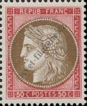 Stamp France Catalog number: 356