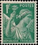 Stamp France Catalog number: 394