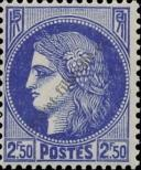 Stamp France Catalog number: 404