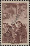 Stamp France Catalog number: 411