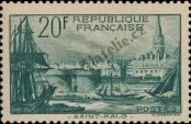 Stamp France Catalog number: 415