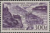 Stamp France Catalog number: 863