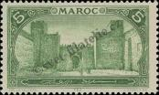 Stamp Morocco Catalog number: 24