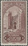 Stamp Morocco Catalog number: 27