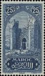 Stamp Morocco Catalog number: 28