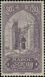 Stamp Morocco Catalog number: 29