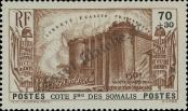 Stamp French Somaliland Catalog number: 186