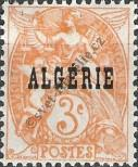 Stamp Algeria Catalog number: 4