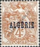 Stamp Algeria Catalog number: 5