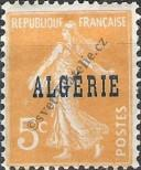 Stamp Algeria Catalog number: 6