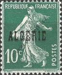 Stamp Algeria Catalog number: 7
