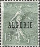 Stamp Algeria Catalog number: 8