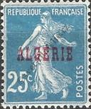 Stamp Algeria Catalog number: 10