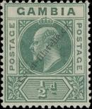 Stamp Gambia Catalog number: 40