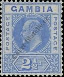 Stamp Gambia Catalog number: 43