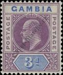 Stamp Gambia Catalog number: 44