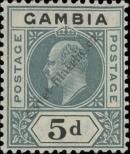 Stamp Gambia Catalog number: 46