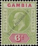 Stamp Gambia Catalog number: 47