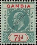 Stamp Gambia Catalog number: 48