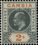 Stamp Gambia Catalog number: 51