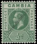 Stamp Gambia Catalog number: 66