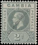 Stamp Gambia Catalog number: 69