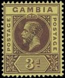 Stamp Gambia Catalog number: 71